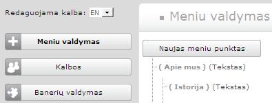 svetaine.lt - redaguojama kalba pakeista
